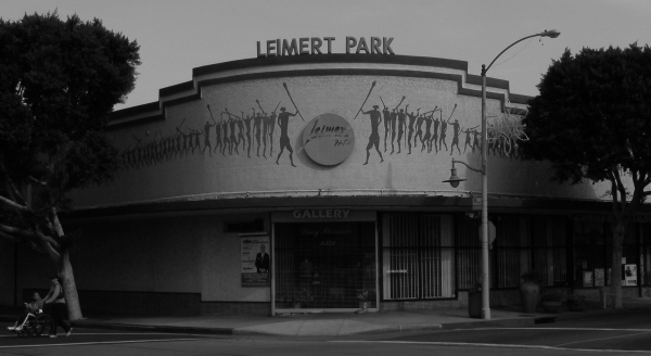 Art Gallery in Leimert Park