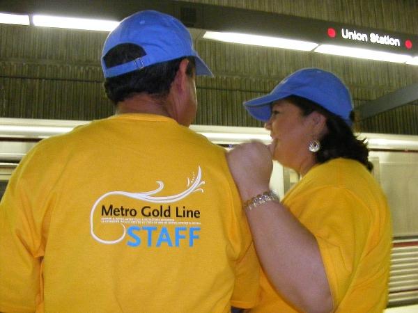 subway volunteers