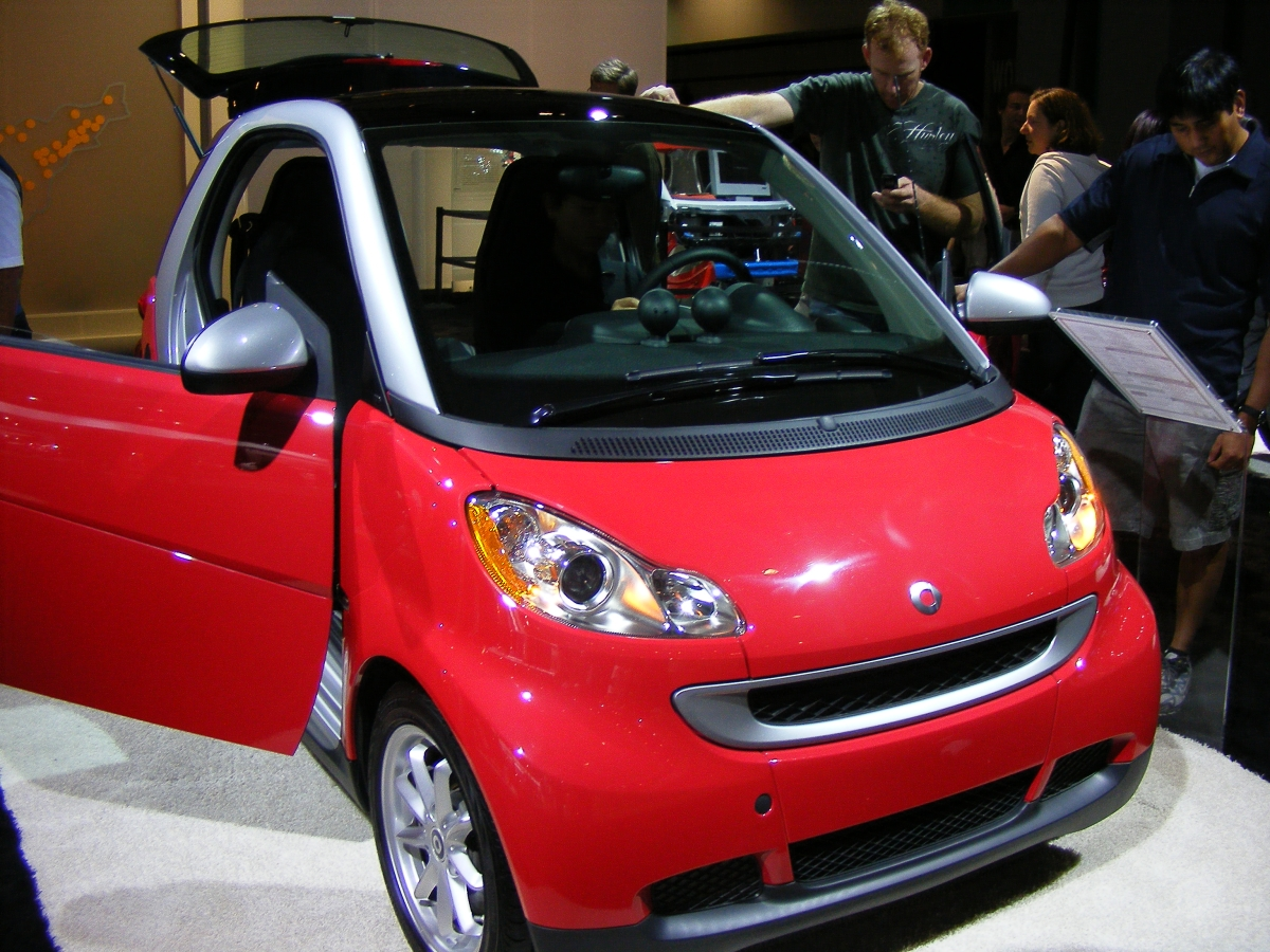 The 2009 La Auto Show Shocking New Cars La Loyalist
